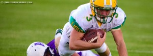09.07.2012 Anacortes High School Seahawks  v Lynden Christian High School Lyncs Football